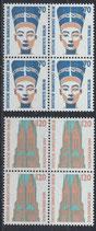 BERL 814-815 postfrisch Viererblocksatz