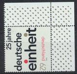 BRD 3182  postfrisch mit Eckrand rechts oben