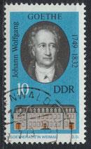 DDR 1856  philat. Stempel