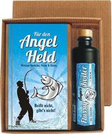 Geschenk Set Angel Held mit Kräuterlikör