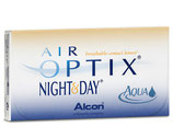 AIR OPTIX NIGHT&DAY AQUA (2x6) + 2x 360ml Kombilösung