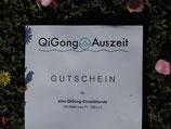 Gutschein für eine QiGong-Einzelstunde