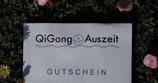 Gutschein für eine QiGong-Schnupperstunde (Gruppenunterricht)