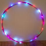 Kids LED Hoop 90 Pink