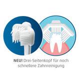 Cleany Teeth 3-Seitenkopf