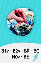 B1,V B2V BR BC HO,V BE - Initial (3 jours)