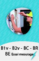 Recyclage Intra B1,V B2V BR BC HO,V BE (1,5 jours)