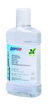 #2676 paro® dent – Mundspülung mit AminF, 250 ppm F,  6 Flaschen à 500 ml