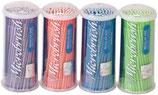 "#2730 Microbrush® Original – Tube Series, ""Regular"" (MRA400), 1 Pack à 4x100 Applikatoren"