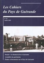 N°61 - Le chemin de fer à Guérande