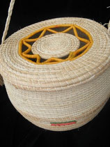 Orinoco Basket with Lid