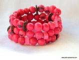 Tagua Snake Bracelet