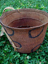 Yanomami Carrying Basket with Sling (circles)