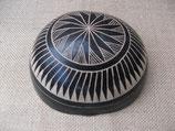 Sacred Geometric Calabash Bowl