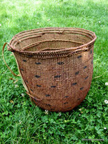 Yanomami Carrying Basket with Sling (Dashes) sold