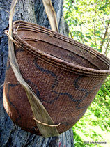 Yanomami Carrying Basket with Sling (web) - sold
