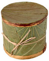 Home Accent-Leaf Box - Small