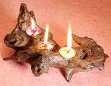 Candle - Teak Wood Root Tealight