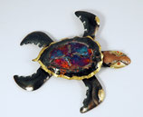 Mexican Tin Turtle 1 - Wall Decor