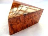 Home Accent-Triangular Thuya Box