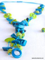 Tagua Arte Necklace