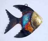Mexican Tin Fish - Wall Decor
