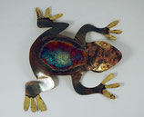 Mexican Tin Leaping Frog