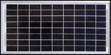 15W 太陽電池モジュール