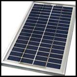 6W 太陽電池モジュール