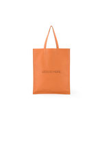SHOPPER  LESS IS MORE  orange - MUSTER PREIS  99,00 EUR  - FÜGE GUTSCHEIN CODE: SAMPLE330-99  EIN