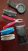 Leatherman ähnliches kleines Handwerkzeug für Schlüsselbund