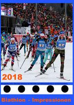 Biathlonkalender 2018 Bestell-Nr. 181801