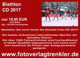 Biathlon Foto-CD 2017 Bestell-Nr. 171702