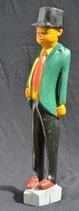 Statuette Africaine du Bénin :  Colon