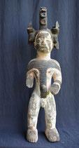Statue Africaine en bois Ibo-Igbo du Nigeria