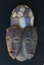 Masque Africain  YORUBA (Nigeria)