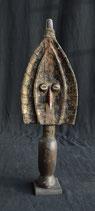 Statue reliquaire Africaine  :   Mahongwe du Gabon