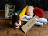 Maulwurf to do , DIY - Tüte mit original Minimaulwurf