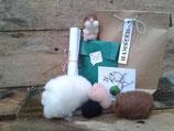 Hamster to do , DIY - Tüte mit original Hamsterviech