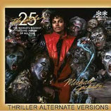 CD:Thriller Alternate Versions