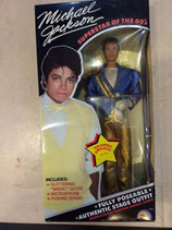 "MJ 12"" Figure ""Grammy Awards"" by LJN Toys 1984"