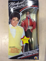 "MJ 12"" Figure ""Beat It"" by LJN Toys 1984"