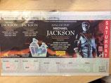 History World Tour at Wembley Studium Blank Ticket 1997
