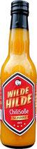Wilde Hilde Pfirsich Chili Soße, 330ml