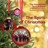 The Spirit of Christmas CD (2014)