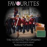 Favourites CD (2013)