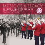Music of a Legacy CD (2014)