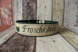 Halsband Froschkönig Einzelstück