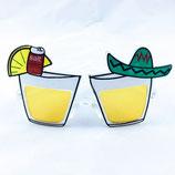 Spaß-Brille Tequila (UV 400)