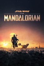 The Mandalorian - Planet Star Wars Series Poster 61x91cm